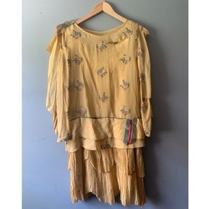 Vintage Original Flapper Dress Restoration Needed